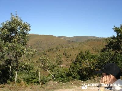 Ruta de senderismo --- Parque Natural Saja-Besaya; nacimiento rio cuervo; sierra de madrid rutas